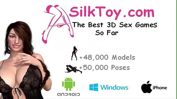 Hentai Lesbian 3D Sex Fuck