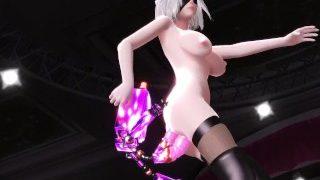 MMD 2B Girls -NieR:Automata-